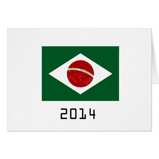 italy 2014 card