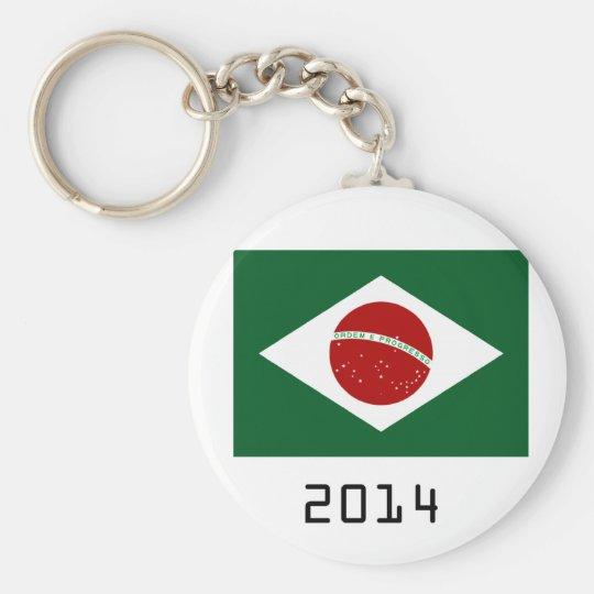 italy 2014 keychain