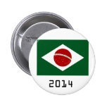 italy 2014 pinback buttons