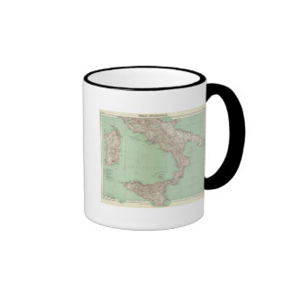 Italy 21 ringer coffee mug