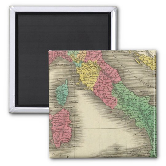 Italy 24 magnet