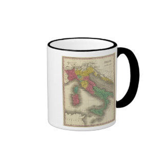 Italy 24 ringer coffee mug