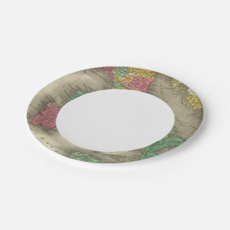Italy 24 paper plate
