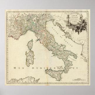 Italy 25 print
