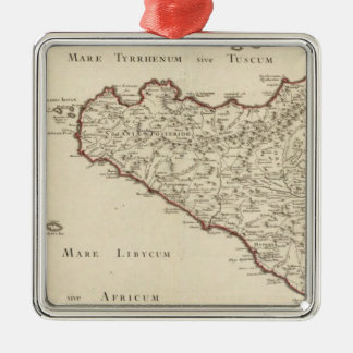 Italy 2 christmas ornaments
