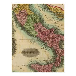 Italy 3 postcard