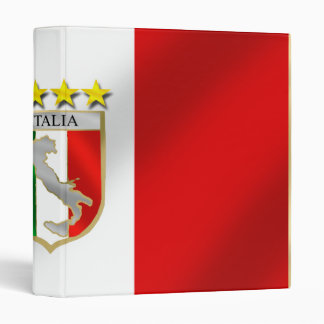 Italy 4 times world champions shirts and gifts binder