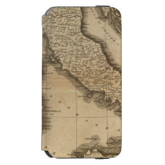 Italy 5 iPhone 6/6s wallet case