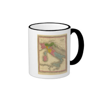 Italy 8 ringer coffee mug