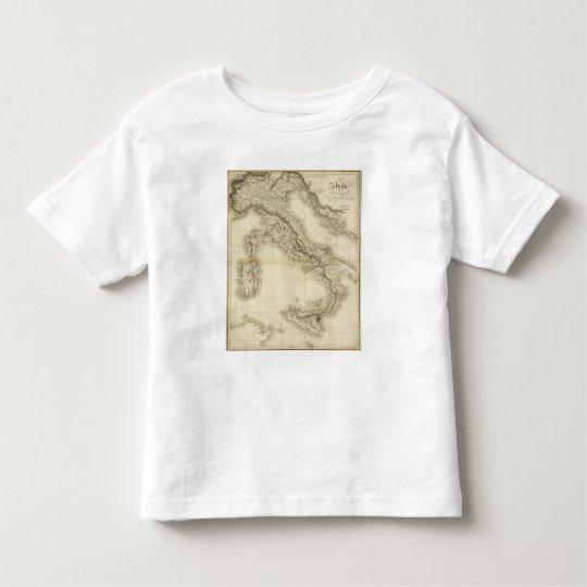 Italy 8 toddler t-shirt