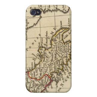 Italy 9 cover for iPhone 4