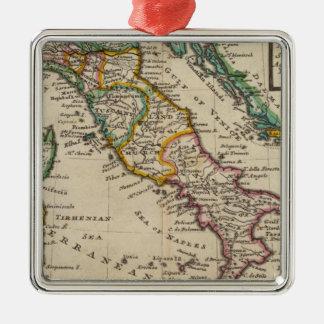 Italy 9 metal ornament