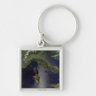 Italy and Southeast France Keychain