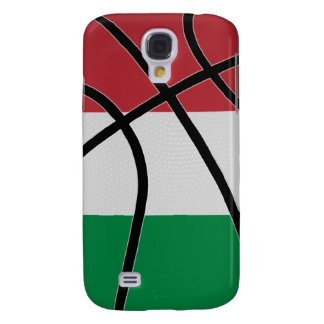 Italy Basketball iPhone3/3GS Case Samsung Galaxy S4 Case