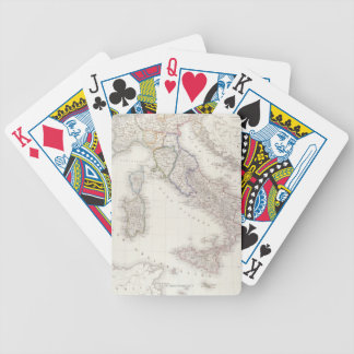 Italy Before Unification Bicycle Playing Cards