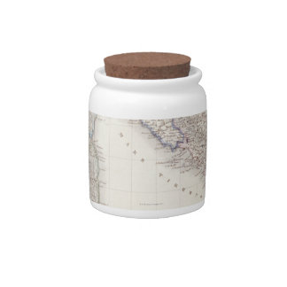 Italy Before Unification Candy Jar