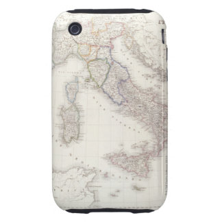Italy Before Unification Tough iPhone 3 Cover