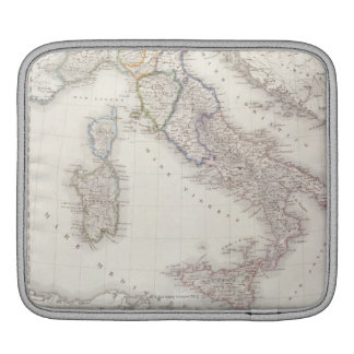 Italy Before Unification iPad Sleeves