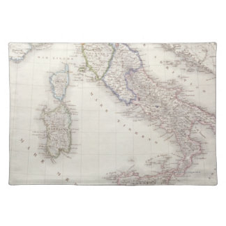 Italy Before Unification Placemats