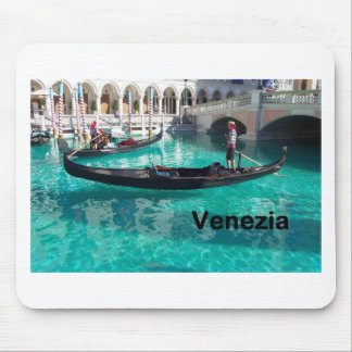 Italy Bella Venezia! (St.K) Mouse Pad