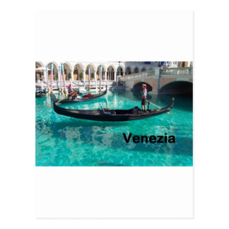 Italy Bella Venezia! (St.K) Postcard