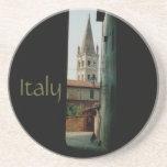 Italy Beverage Coasters