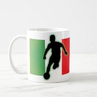 Italy Bicycle Kick & Italy Striker 4 Coffee Mug