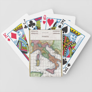 Italy Bicycle Playing Cards