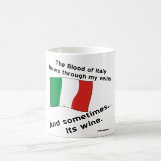 Italy Blood Wine Coffee Mug