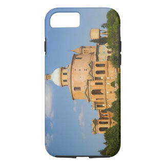 Italy, Bologna, Sunny Day with Portico di San iPhone 7 Case