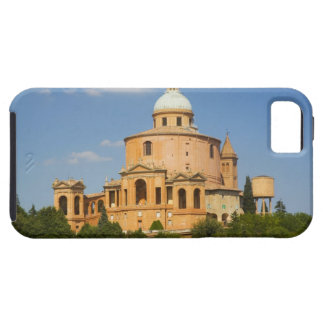 Italy, Bologna, Sunny Day with Portico di San iPhone SE/5/5s Case