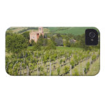 Italy, Bologna, View through Vineyard to Chiesa iPhone 4 Case