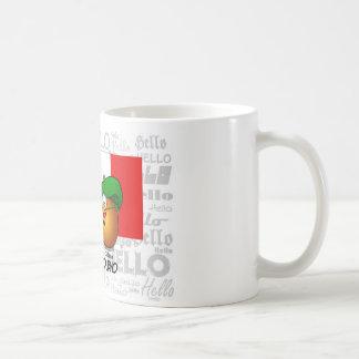 ITALY - Bonjurno Coffee Mug
