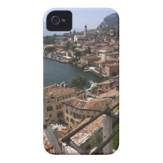 Italy, Brescia Province, Limone sul Garda. Town iPhone 4 Cover