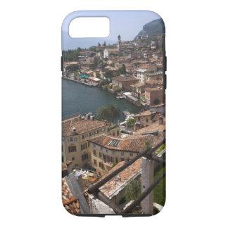 Italy, Brescia Province, Limone sul Garda. Town iPhone 7 Case