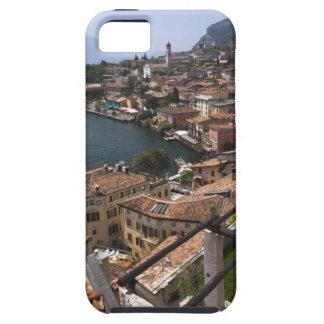 Italy, Brescia Province, Limone sul Garda. Town iPhone SE/5/5s Case