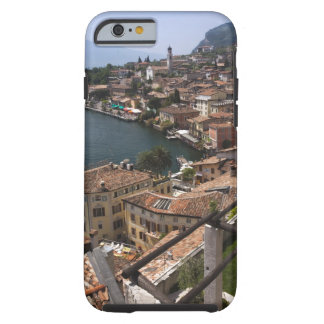Italy, Brescia Province, Limone sul Garda. Town Tough iPhone 6 Case