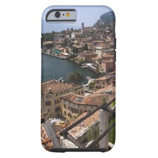 Italy, Brescia Province, Limone sul Garda. Town Tough iPhone 6 Case