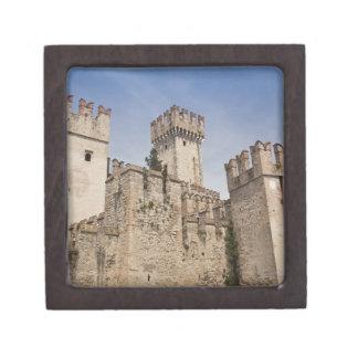 Italy, Brescia Province, Sirmione. Castello 2 Gift Box