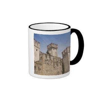 Italy, Brescia Province, Sirmione. Castello 2 Ringer Mug
