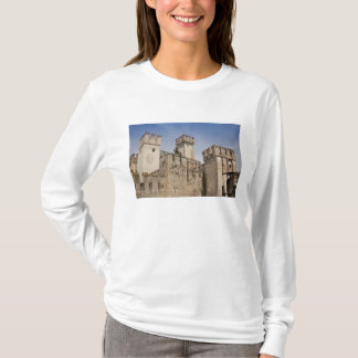 Italy, Brescia Province, Sirmione. Castello 2 T-Shirt