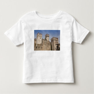 Italy, Brescia Province, Sirmione. Castello 2 Tee Shirt
