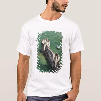 Italy, Brescia Province, Sirmione. Castello 3 T-Shirt