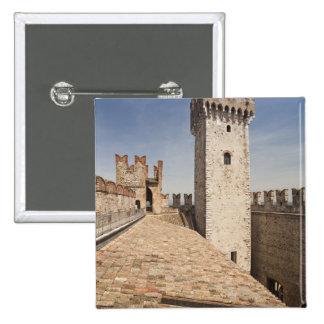 Italy, Brescia Province, Sirmione. Castello 4 Button