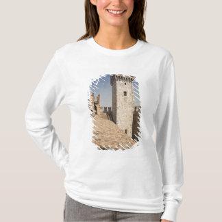 Italy, Brescia Province, Sirmione. Castello 4 T-Shirt