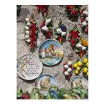 Italy, Brescia Province, Sirmione. Souvenirs. Postcards