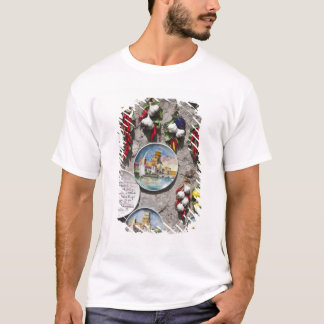 Italy, Brescia Province, Sirmione. Souvenirs. T-Shirt