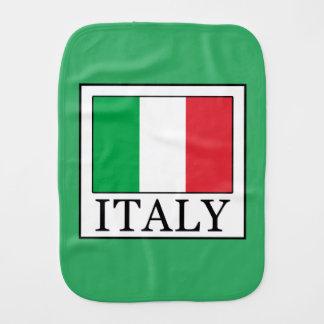 Italy Burp Cloth