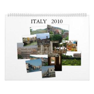 Italy Calendar 2010