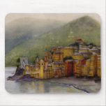 Italy, Camogli Mouse Pads
